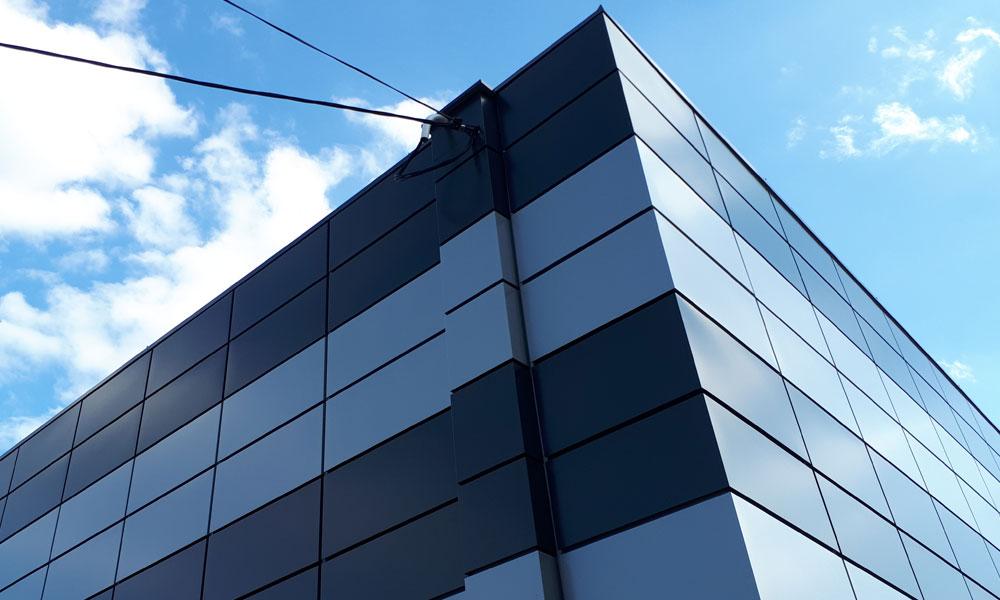 Co to jest fasada wentylowana - Nowoczesne Elewacje