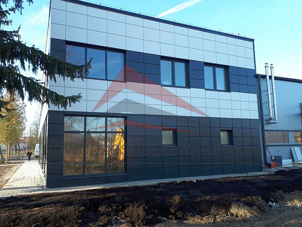 Bürocontainer - Moderne Fassaden