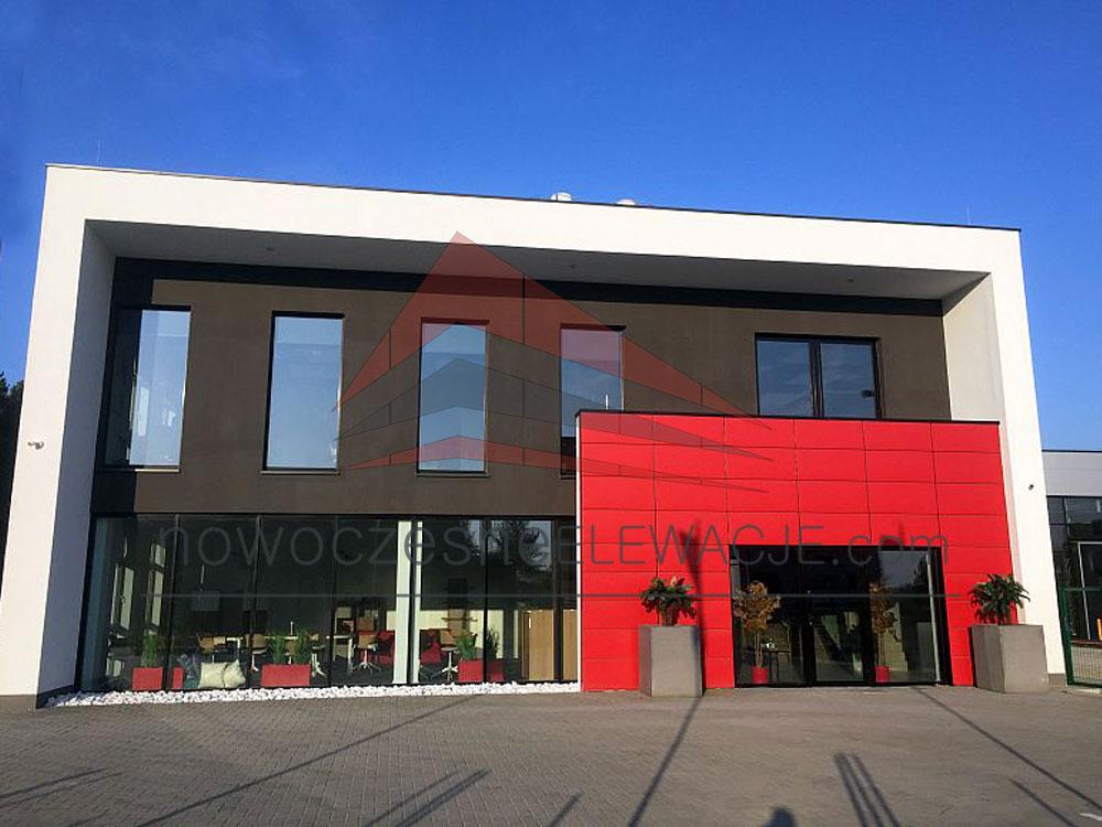 Industrieobjekte - Moderne Fassaden