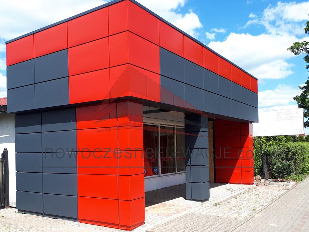 Gastronomiecontainer - Moderne Fassaden